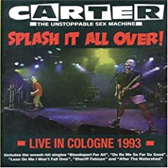 Splash It All Over: Live in Cologne