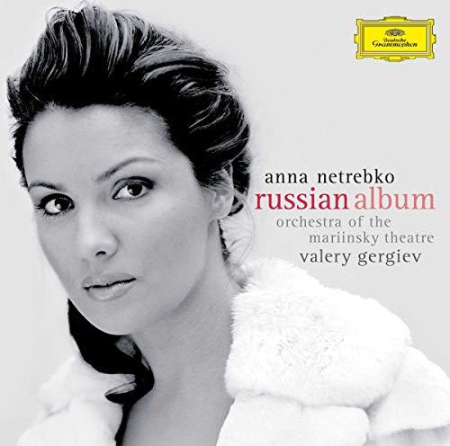 Anna Netrebko - Russian Album (Valery Gergiev) - Zortam Music