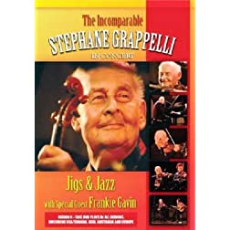 Stephane Grappelli In Concert