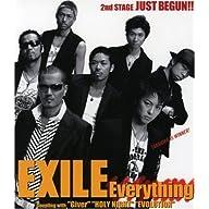 ★PV動画EXILE「Everything」新メンバーでの初シングル!!