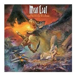 Cover of Meat Loaf � Bat Out Of Hell III: The Monster Is Loose