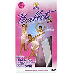 Tinkerbell Dance Studio: Learn Ballet - Step-By-Step
