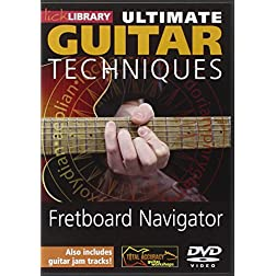 Ultimate Guitar Techniques: Fretboard Navigator