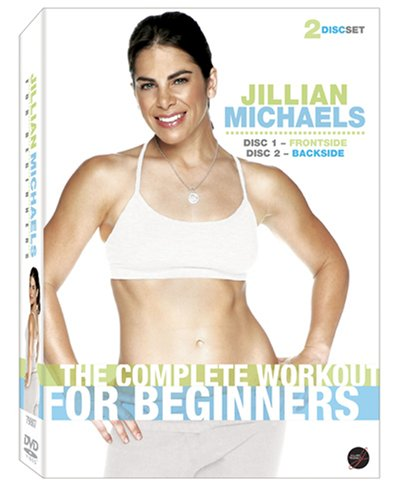Jillian Michaels for Beginners - Frontside / Backside