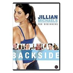 Jillian Michaels for Beginners - Backside
