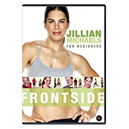 Jillian Michaels for Beginners - Frontside