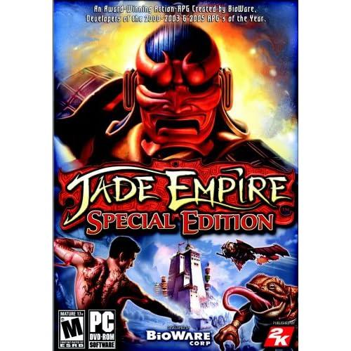 Скачать Jade Empire Special Edition (RUS) торрент.