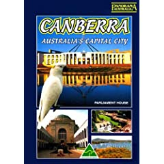 Canberra Australia's Capital City [PAL]