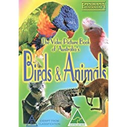 Australia's Birds & Animals [PAL]