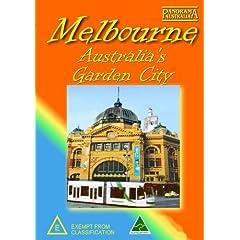Melbourne Australia's Garden City [PAL]