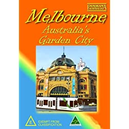 Melbourne Australia's Garden City [PAL]