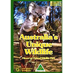 Australia's Unique Wildlife [PAL]