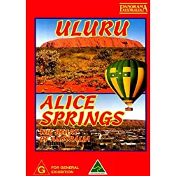 Uluru Alice Springs [PAL]