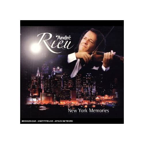 Andre Rieu New York Memories 2CD 2006 OBC preview 0