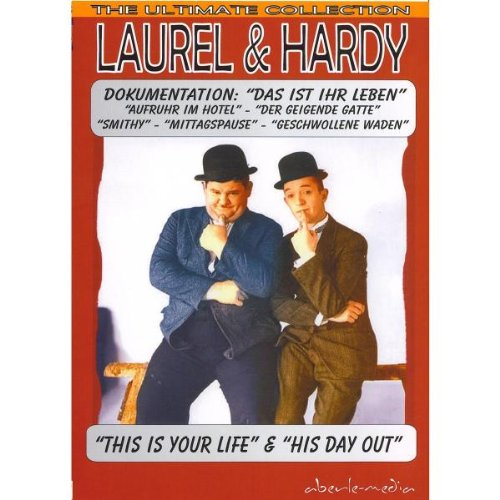 Laurel & Hardy Ultimate Collection Vol. 3