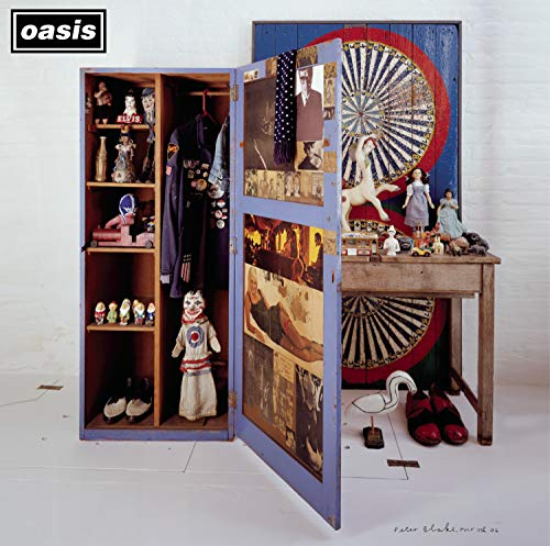 Oasis - Stop the Clocks (with DVD) - Zortam Music