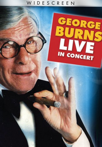 George Burns Live in Concert