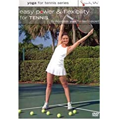Easy Power and Flexibility for Tennis with Anastasia