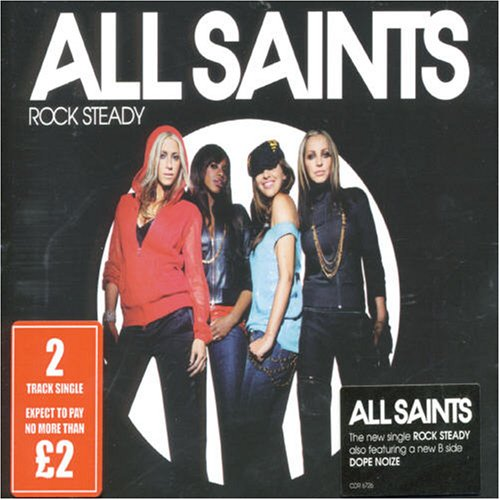 All Saints - Rock Steady - Zortam Music