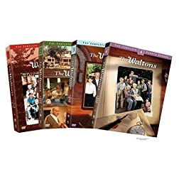 The Waltons - The Complete First Four Seasons