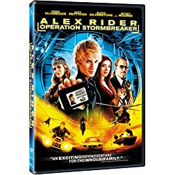 Alex Rider - Operation Stormbreaker (Widescreen Edition)