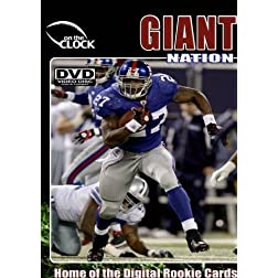 Giant Nation - The New G-Men of the Big Apple