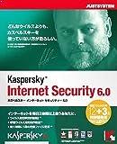 Kaspersky Internet Security 6.0 12+3ヶ月 特別優待版 (その場で500円割引)