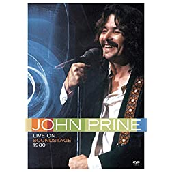 John Prine Live On Soundstage 1980