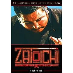 Zatoichi, Vol. 6: TV Series