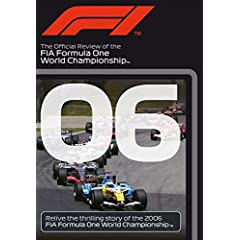 Formula 1 2006 review DVD
