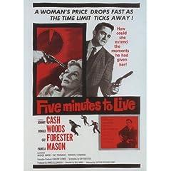 Cash J-Five Minutes to Live/Door to Door Mani