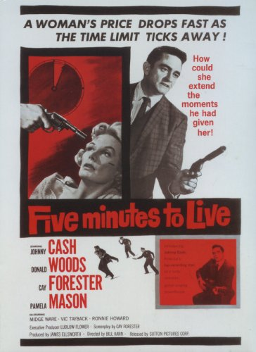 Cash J-Five Minutes to Live/Door to Door Mani