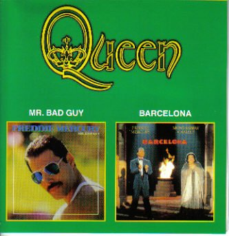 Freddie Mercury - Mr Bad Guy - Zortam Music