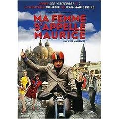 Ma Femme S'appelle Maurice [Region 2]