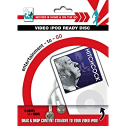 Alfred Hitchcock Collection [video iPod ready disc]