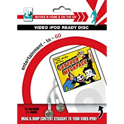 Cartoon Megapack [video iPod ready disc]