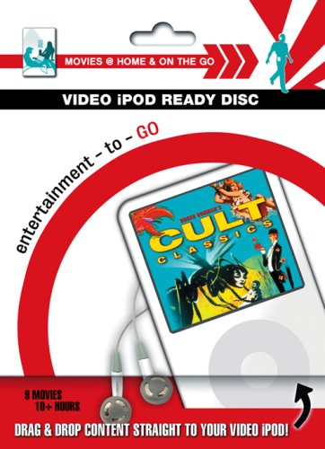 Roger Corman's Cult Classics [video iPod ready disc]