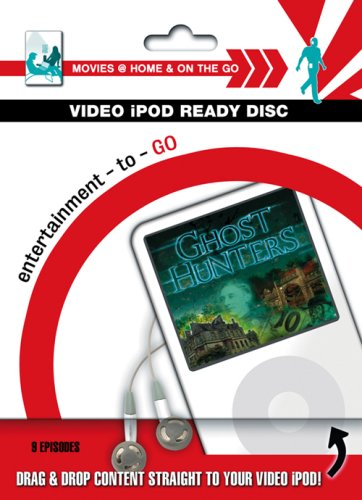 Ghost Hunters [video iPod ready disc]