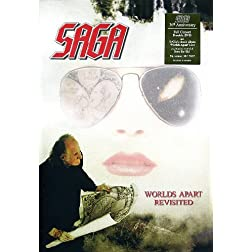 Saga - Worlds Apart Revisited (2DVD)
