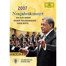 New Year's Concert 2007 - Wiener Philharmoniker/Zubin Mehta