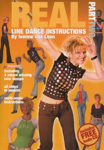 Real Line Dance Instuctions Part Tw