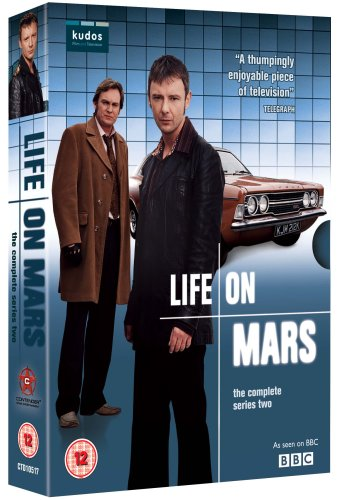Life on Mars: Series 1 & 2 Complete Boxset
