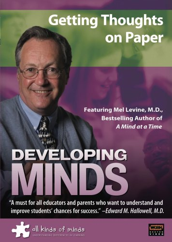 Developing Minds: Getting Thoughts on Paper