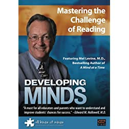 Developing Minds: Mastering the Challenge of Reading