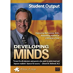 Developing Minds: Student Output