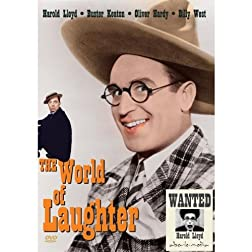 Oliver Hardy, Buster Keaton - The World Of Laughter