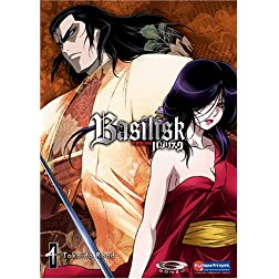 Basilisk, Vol. 4: Tokaido Road