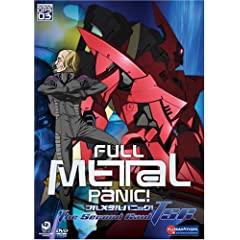 Full Metal Panic! Second Raid - Tactical Ops 03