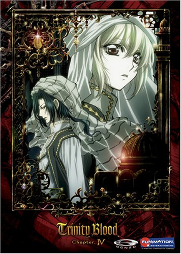 Trinity Blood, Chapter IV (Limited Edition)