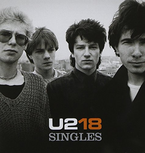 U218 Singles by U2 album cover